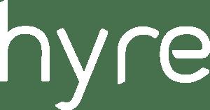 Hyre Staff Logo White