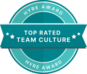 Top Rated Team Culture