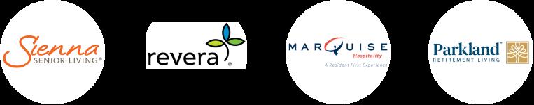healthcare client logos