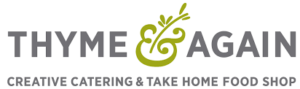 Thyme & Again Logo